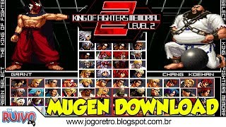 The King of Fighters Memorial 2018 - Level 2 Red Edition (FINAL VERSION)