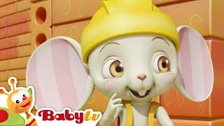 Ratos Construtores - BabyTV Brasil