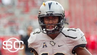 UCF Clashes With Kicker Over YouTube Channel | SportsCenter | ESPN