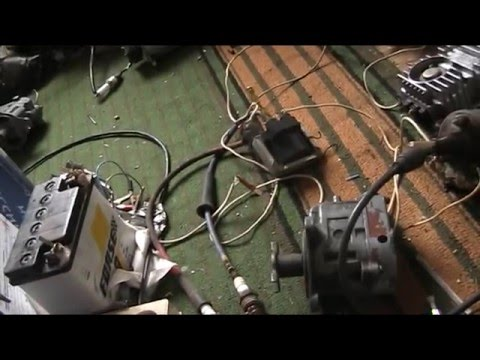 как проверить катушку магнето мультиметром на уд 15 сравнению обычным хлопковым