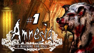 LA PAURA E' TORNATA - Amnesia: A Machine For Pigs - Parte 1