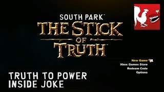 AH Guide: South Park: The Stick of Truth - Truth to Power & Inside Joke Achievements | Rooster Teeth