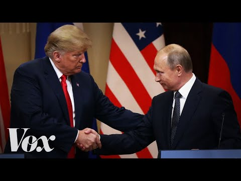 Trump and Putin: A surreal moment in US politics