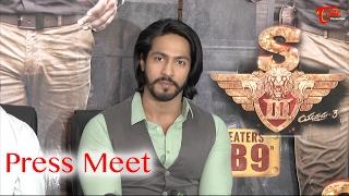 S3 Movie Villain Thakur Anoop Singh Press Meet | Suriya, Anushka Shetty, Shruti Haasan | #S3