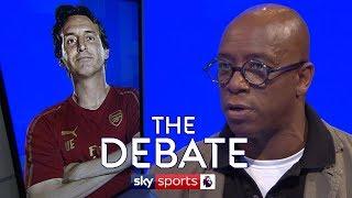 Is Unai Emery tougher than Arsene Wenger? | The Debate | Ian Wright & Dennis Wise