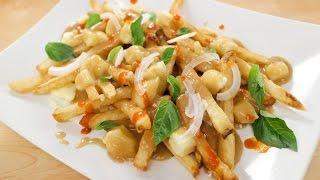 Download Pho Poutine Recipe (homemade fries!) - Pai's Kitchen! 3Gp Mp4