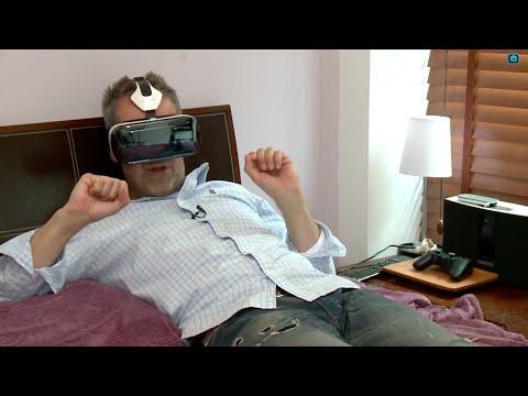 Samsung Gear VR - Recenzja - Twardy Reset
