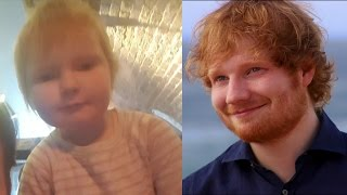 Ed Sheeran Gives BEST Reaction To Baby Lookalike