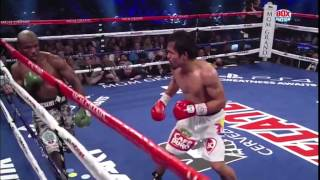 Manny Pacquiao vs Timothy Bradley 12th April 2014