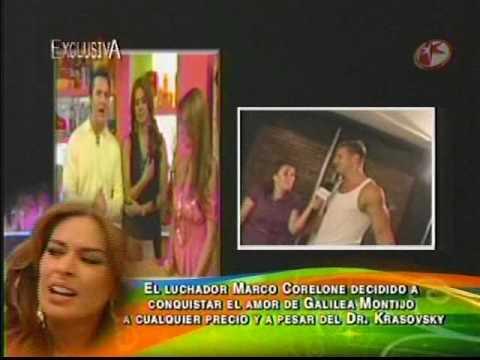 Marco Corelone Vs. Dr. Krasovsky x Galilea