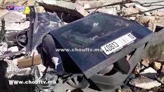 عاجــــــــل |  أول فيديو من قلب كارثة