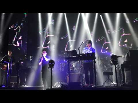 Bon Iver and Francis and the Lights Friends Live at the Fox Theater Oakland October 19 2016
