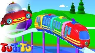 TuTiTu Toys | Electric Train
