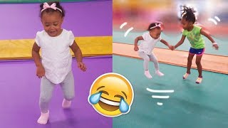 I MISS DAILY VLOGGING   Ziya Goes On A Playdate!