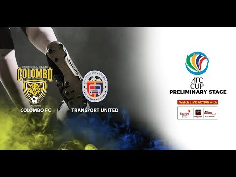 Xxx Mp4 Colombo FC V Transport United 1st Leg Preliminary Stage AFC Cup 2019 3gp Sex