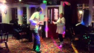 Jeanette and Scott Dancing @ The Heart of Oak