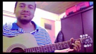 Gram Chara Oi Ranga Matir Poth ( rabindra sangeet ) Tagore's | Acoustic Guitar version GORA