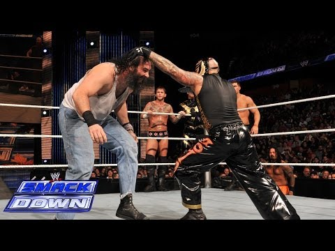 12 Man Tag Team Match: SmackDown, November 29, 2013