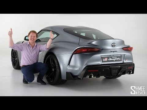 I ve BOUGHT a New Toyota GR SUPRA FIRST LOOK