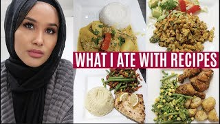 WEEKLY DINNERS EP.7+ MEAL RECIPES! *FAMILY MEAL IDEAS*🍴Zeinah Nur