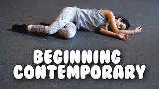 Beginning Contemporary Dance I Follow Along Class With @MissAuti