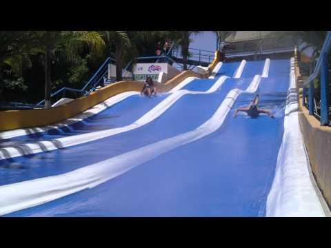 Xxx Mp4 Down Deslizzer In Line Opene Water Slide At Splash Water Park Mexico 3gp Sex