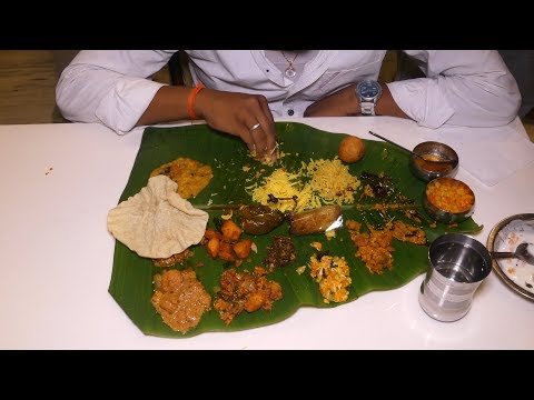 Xxx Mp4 India S Best Quality Tastiest South Indian Meals Since 1940 Subbayya Hotel Meals With 25 Items 3gp Sex