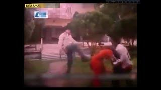 না দেখলে মিছ দেখুন কি ভাবে নায়ক নাইকার পাছাই লাথি মারে, বাংলা ফানি ভিডিও (Most Bangla Funny video )