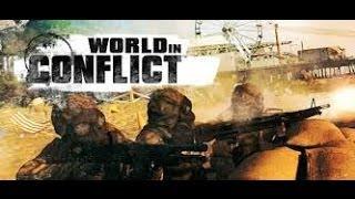 World In Conflict PC In Game Cenamatic Scene