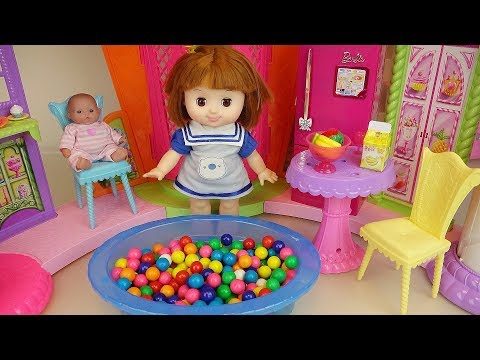 Xxx Mp4 Baby Doll Big House And Candy Pool Play Baby Doli House 3gp Sex
