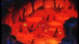 O retorno de Jafar - A morte de Jafar (PT-BR)