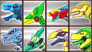 Dinosaur Robot Wars + Dino Robot Corps #1 | Eftsei Gaming