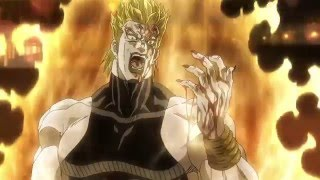Jojo Blu Ray 1080p 60fps uncensored high dio fight part 1