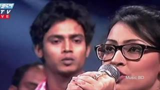 Vromor Koio Gia Bangla heart touching song live performance by Turin 2016   YouTube