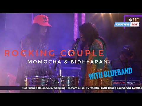 Momocha & Bidhyarani rocking with BlueBand