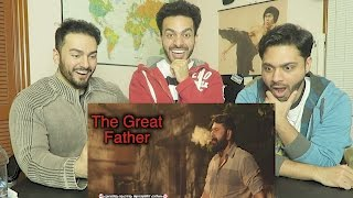 THE GREAT FATHER MAMMOOTY || TRAILER REACTION!!