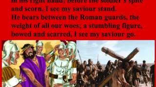 Original scripture Hymn 9A - A Purple Robe, with vocal,  modified  version