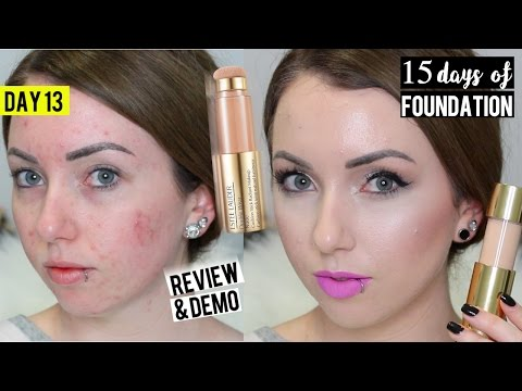 Xxx Mp4 NEW Estee Lauder Double Wear Radiant Cushion Stick FOUNDATION Demo Review 15 DAYS OF FOUNDATION 3gp Sex