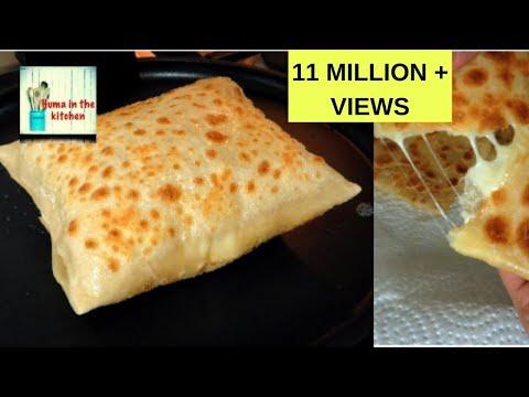 Xxx Mp4 Cheese Paratha Recipe Cheese Stuffed Paratha Vegetarian Recipe By HUMA IN THE KITCHEN 3gp Sex