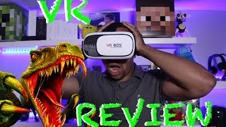 ELEGIANT VR Virtual Reality Headset Review+ (GIVEAWAY)