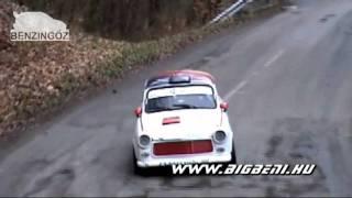 Kántor Csaba - Kántor János - Trabant CBR 600 / H1 3. hely