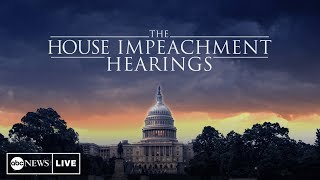 Impeachment Hearing Live: House Judiciary on Constitutional Framework for Impeachment  | ABC News