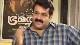 MOHANLAL INTERVIEW PART 3