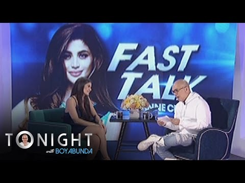 TWBA Fast Talk with Anne Curtis