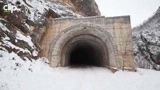 Ovako danas izgleda tunel iz filma