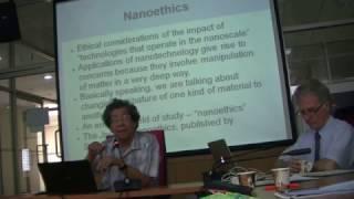 Ethics of Science & Technology: Nanoethics - Prof. Dr. Soraj Hongladarom, Thailand; AUSN