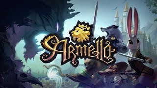 Armello Tournament - Season 01 - 4-Way Dual To The Death With Fans and Supporters! - SUMMER