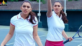 Singam (Yamudu 2) Movie Scenes | Hansika and Anushka Fight for Surya | Latest Telugu Movie Scenes