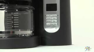 Krups KM700A Grind and Brew Coffee Maker - Product Review Video