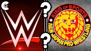 Cultaholic Wrestling Podcast #20: Which WWE Superstar Would Thrive In NJPW?